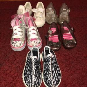 Other - Little girls size 6 shoe bundle